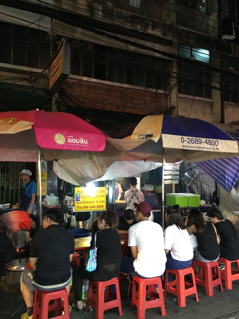 Bangkok Yaowarat China Town Streetfood Food-Trotter