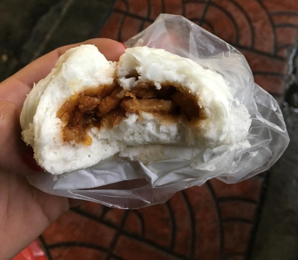 Pork Buns Bangkok Yaowarat China Town Streetfood Food-Trotter