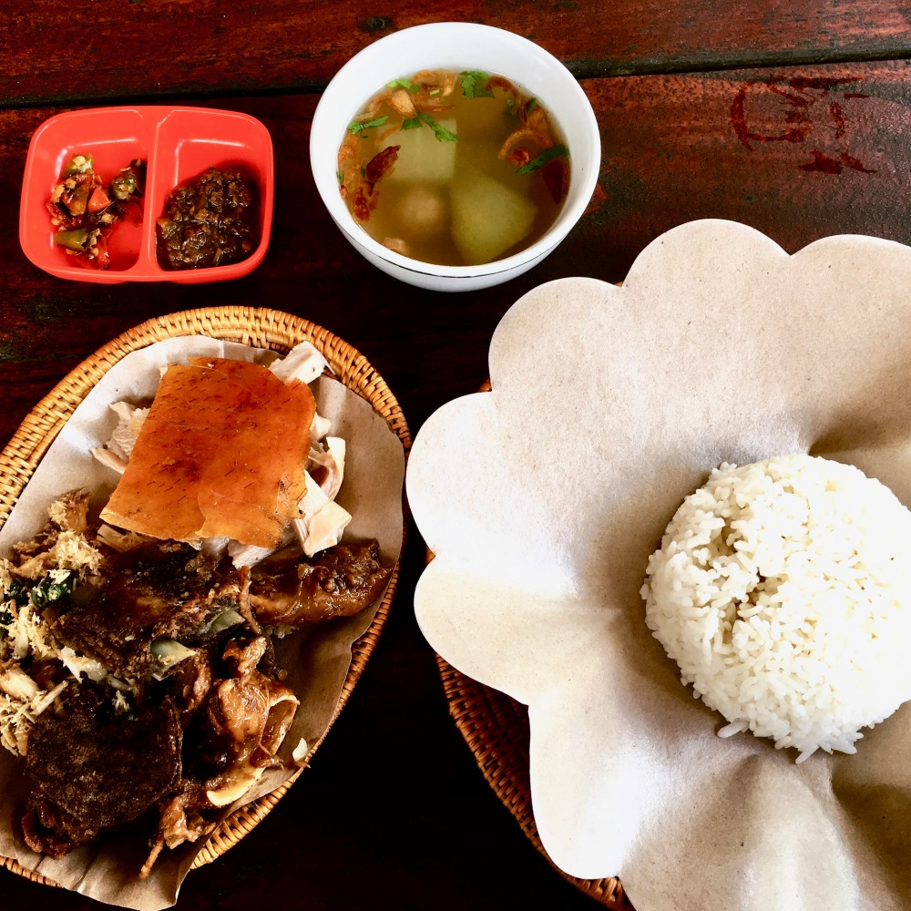 Bali Babi Gunling Food-trotter